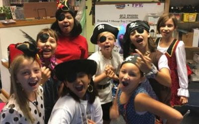International Talk Like a Pirate Day on KGOE