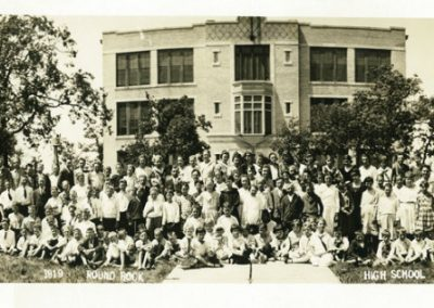 1919-1920 all school photo