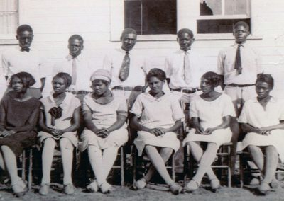 1927 Old Hopewell students