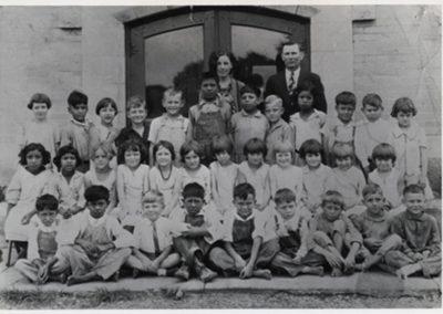 1929 first-grade class