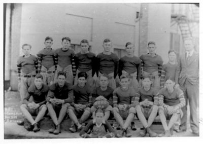 1931 RRHS football team