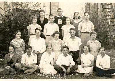 1933-34 Senior Class