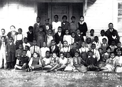 1936-37 Hopewell students in grades 1-3
