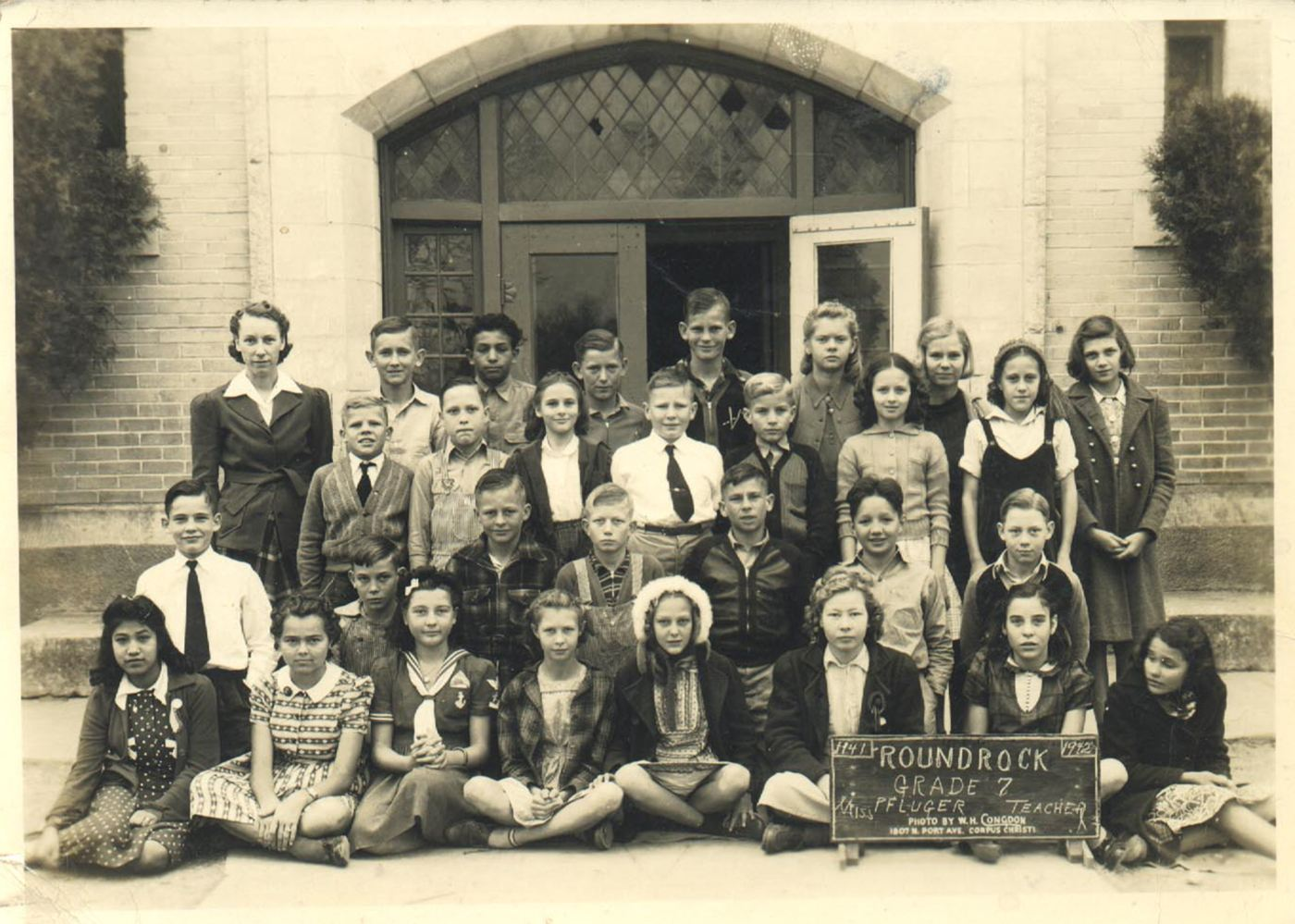 1939-1940 senior class