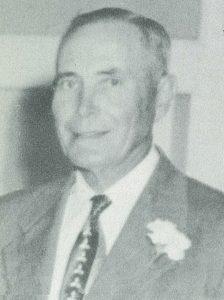 Rev. Theo Krienke, Board President