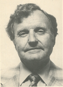 Photo of Dr. Norman Hall