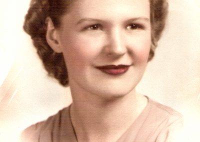 1957 Neysa Callison, Board Secretary