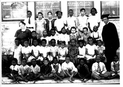 1937-38 Hopewell primary students