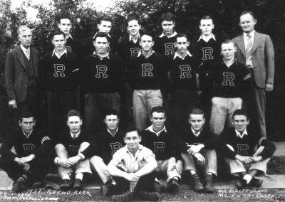 1937 football team
