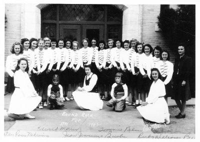 1941-42 Pep Club