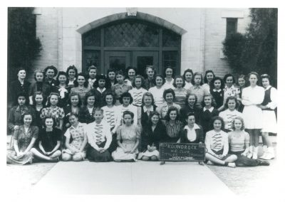 1941-42 Home Economics Club