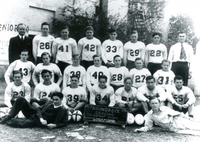 1941-42 Football team