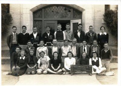 1941-42 Junior Class