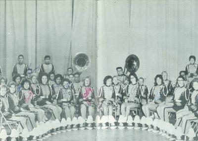 1963 RRHS Band