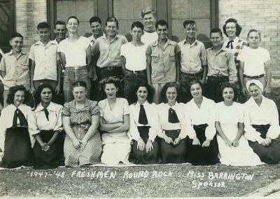 Freshmen-1947-48