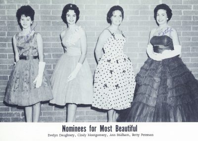 "1962 ""Most Beautiful"""