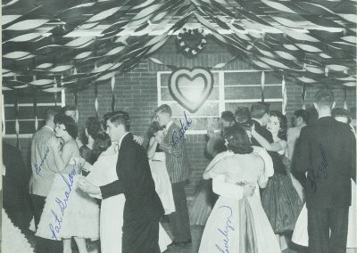 1960 Valentine's Day Dance