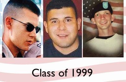 Round Rock ISD Veterans: Three 99ers gave all