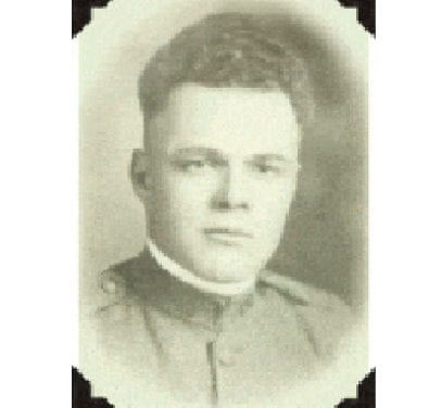 First graduating class included WWI hero