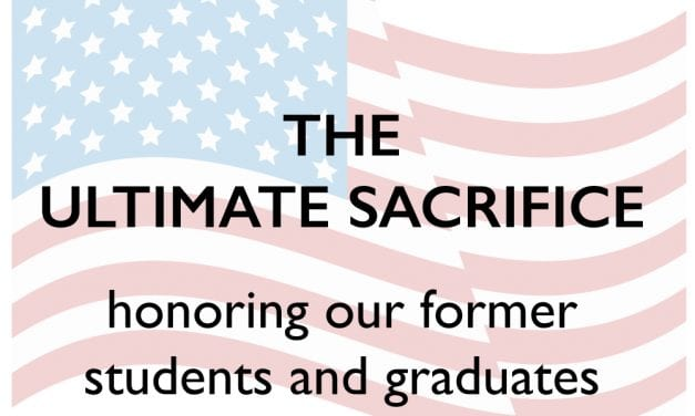 Students who made the ultimate sacrifice