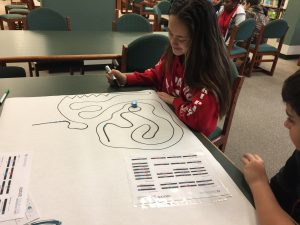 Hour of Code Ozobots