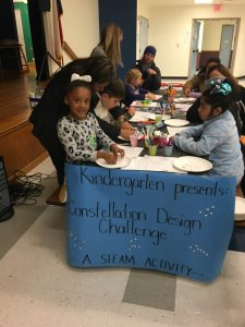 STEAM Night Constellation Design Challenge