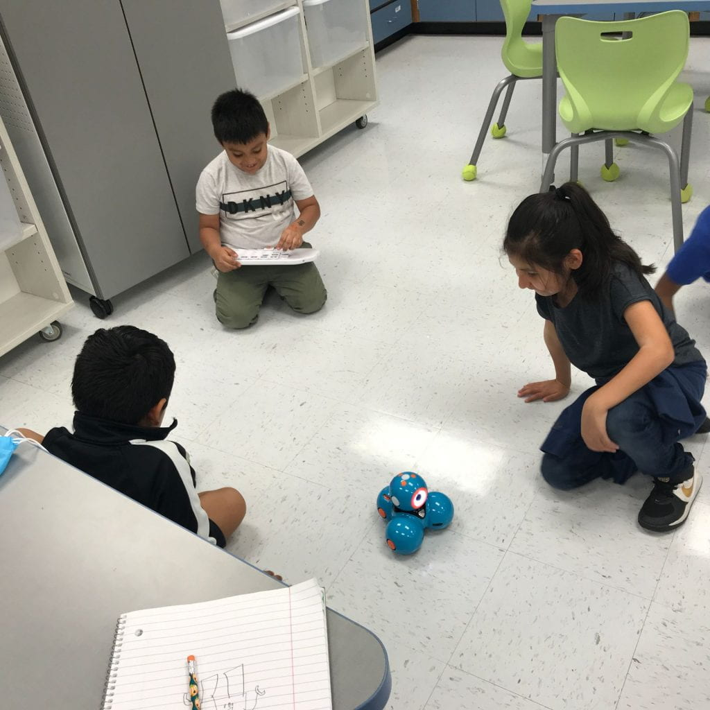 Dash Robot with Puzzlets