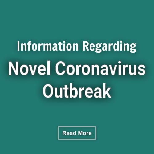 Coronavirus Informational Site