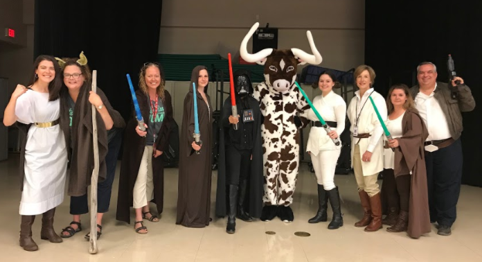 STAAR Wars Writing Camp Kicks Off