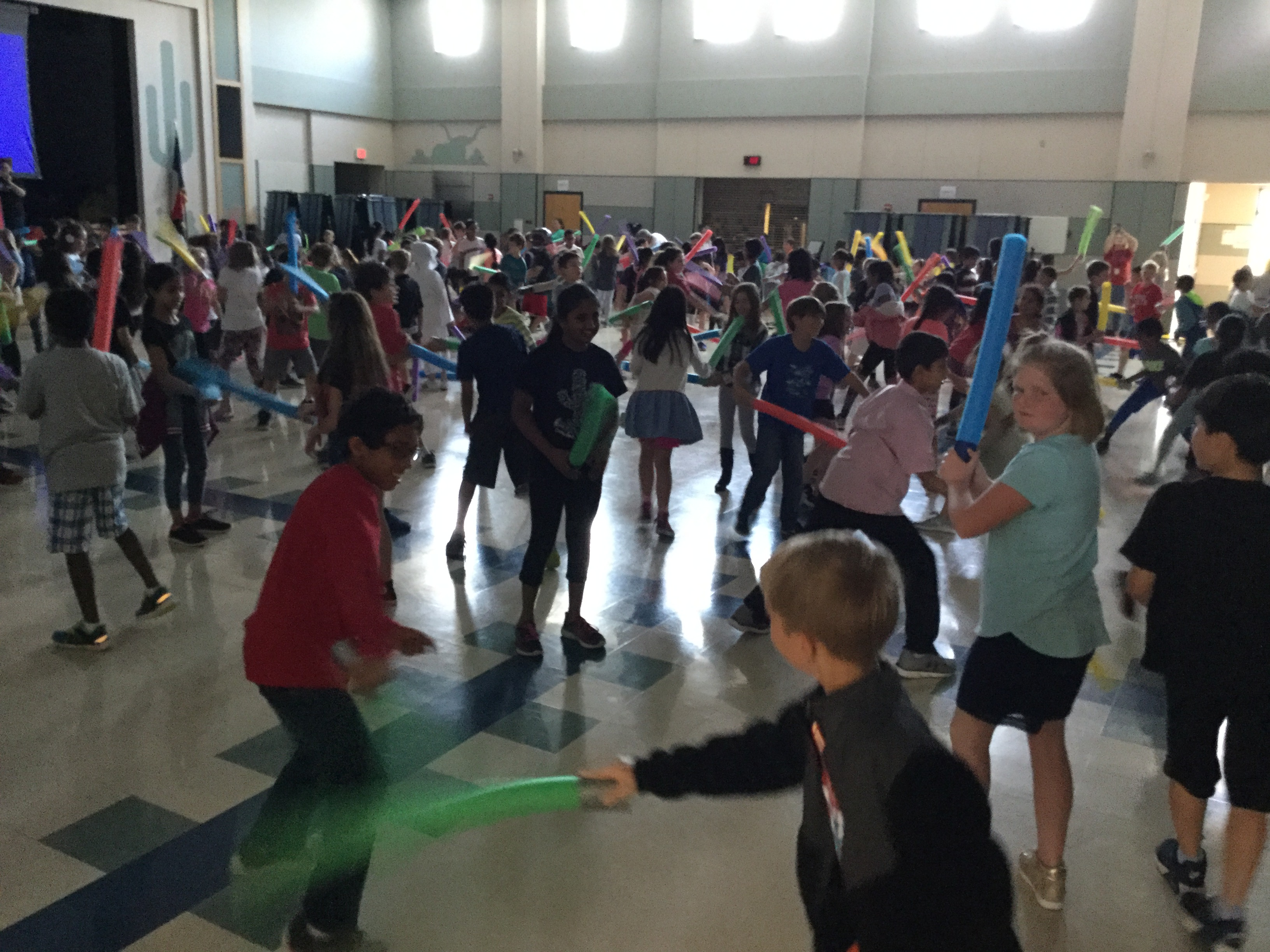 4th Grade STAAR Wars Closing Ceremony