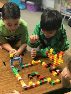 CRES 2nd Grade Tests Zomobots