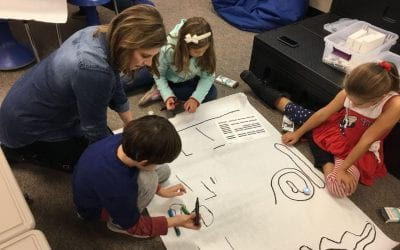 CRES 2nd Grade Uses Ozobots to Teach Force and Motion!