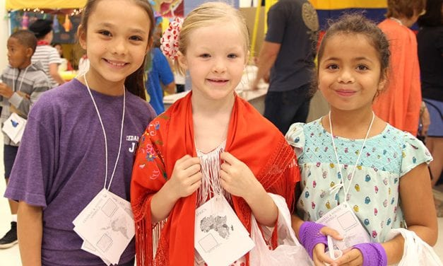 Brushy Creek honors cultures with International Children's Day