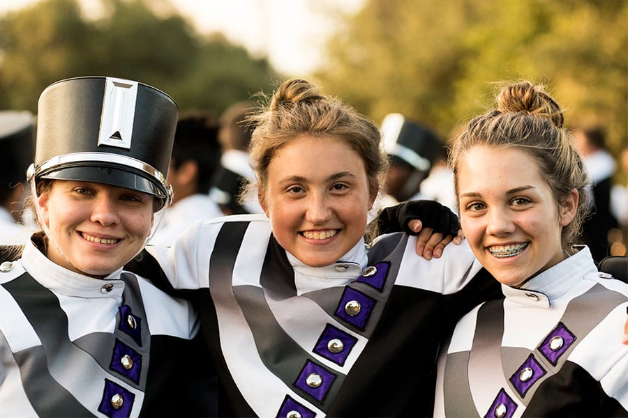 Cedar Ridge, Round Rock marching bands advance to state contest