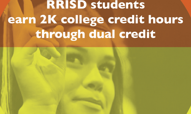 RRISD students earn 2K college credit hours through dual credit