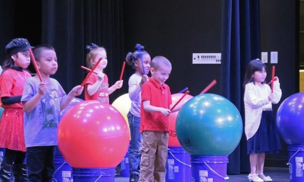 Berkman hosts Arts Integration Academy Winter Showcase