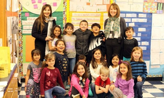 Caldwell Heights welcomes Argentine principal