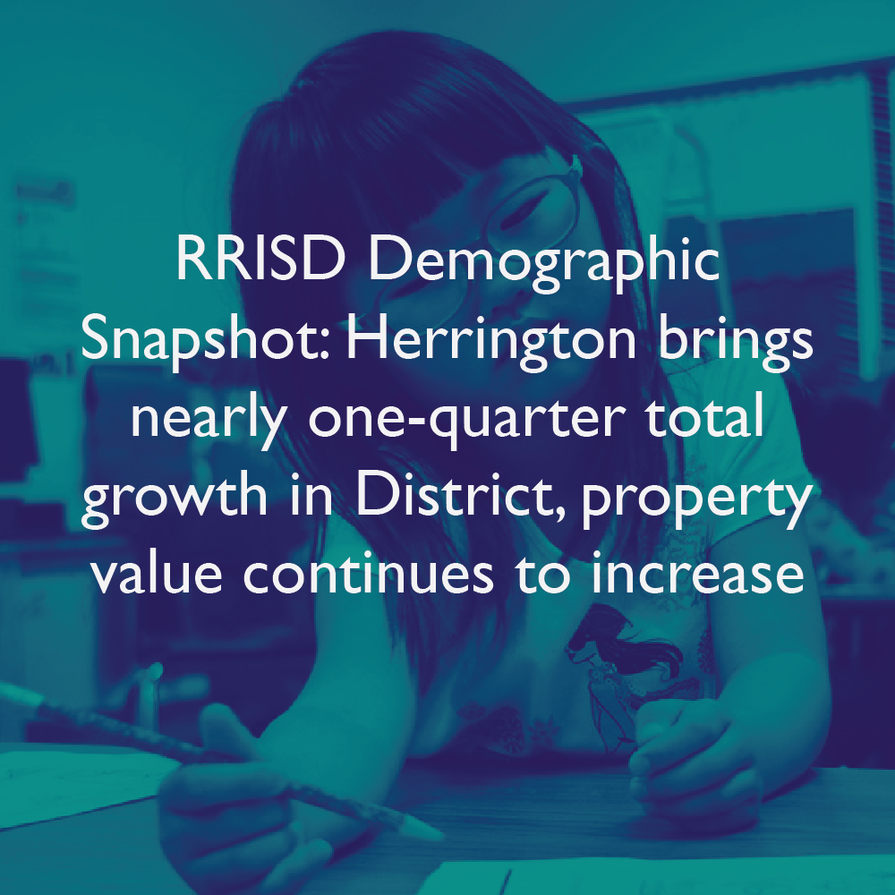 Rrisd 2022 2023 Calendar.Rrisd Demographic Snapshot Herrington Brings Nearly One Quarter Total Growth In District Property Value Continues To Increase Round Rock Isd News