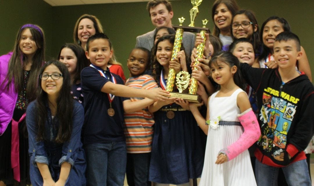 RRISD hosts inaugural Spanish Academic Meet for dual language campuses
