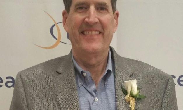 Gabehart awarded TCEA Advocacy Award