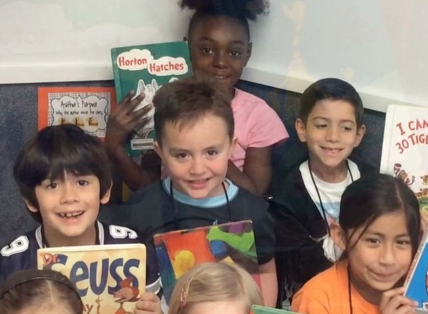 VIDEO: Students celebrate Dr. Suess on his 113th Birthday