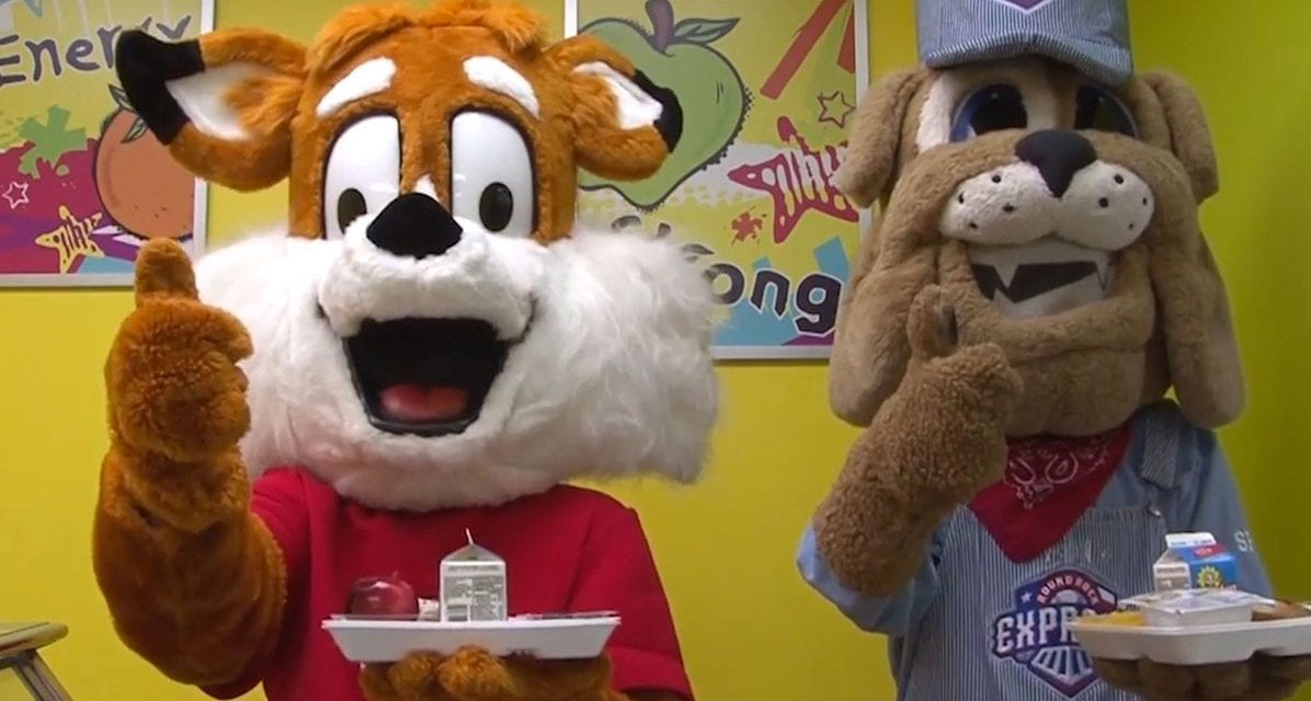 Video: 2017 National School Breakfast Week in Round Rock ISD
