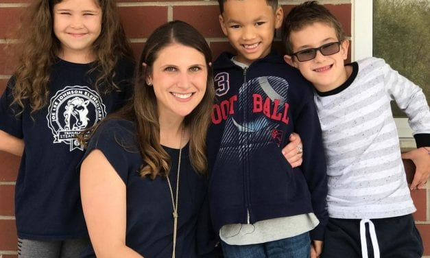 Allie Duffy named Region 13 Teacher of the Year