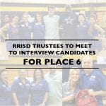 RRISD Trustees to meet to interview candidates for Place 6