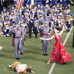 Round Rock High School Dragon Marching Band earns top 12 placement at national competition
