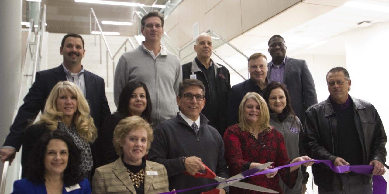 Cedar Ridge Auditorium celebrates Fine Arts during ribbon cutting