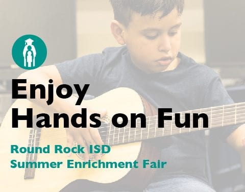 Enjoy Hands-on Fun at District Summer Enrichment Fair, being held Jan 20.