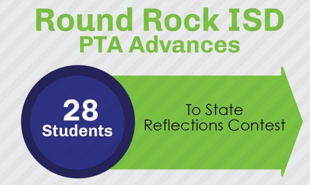 RRISD PTA advances 28 students to state Reflections contest