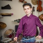Round Rock High School junior recognized as one of the top young composers during competition