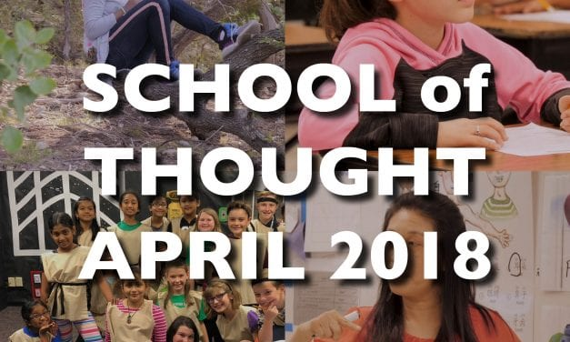 Round Rock ISD's School of Thought: April 24, 2018